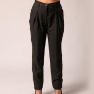 pantalone piega davanti