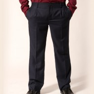pantalone piega